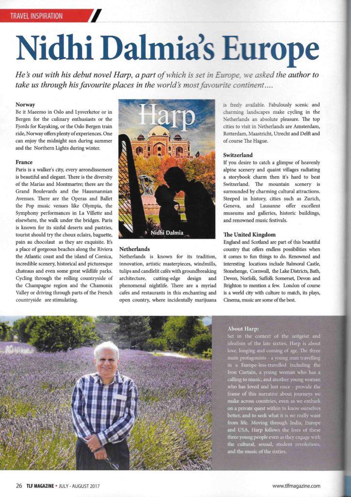 TLF Magazine (August 2017)